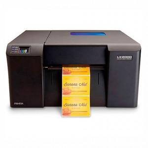 Impresoras de etiquetas en color